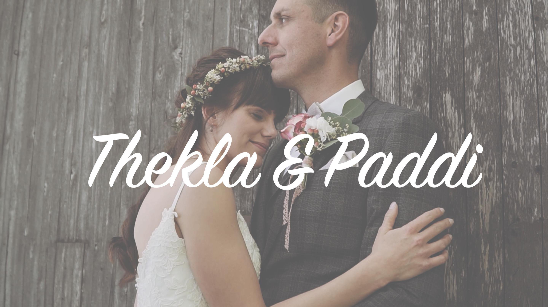 Thekla & Paddi